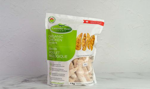 Organic Frozen Chicken Tenders (Frozen)- Code#: MP1084