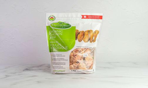 Organic Frozen Split Chicken Wings (Frozen)- Code#: MP1086