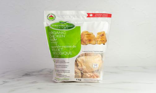 Organic Frozen Chicken Thighs (Frozen)- Code#: MP1088