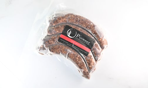 Sausage - Elk Cranberry (Frozen)- Code#: MP1109