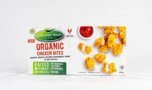 Organic Chicken Bites (Frozen)- Code#: MP1147