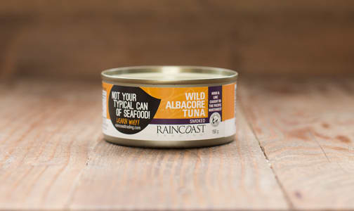 Canned Smoked Albacore Tuna- Code#: MP114