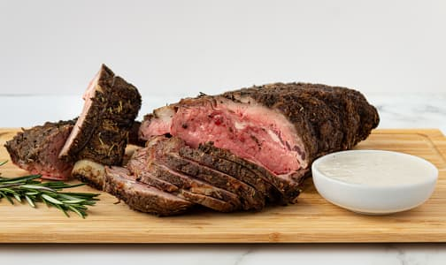 Sirloin Roast Beef (Frozen)- Code#: MP1197