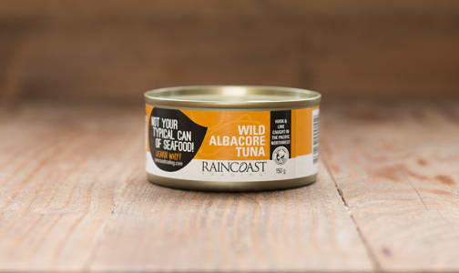 Canned Solid Wild Albacore Tuna- Code#: MP116