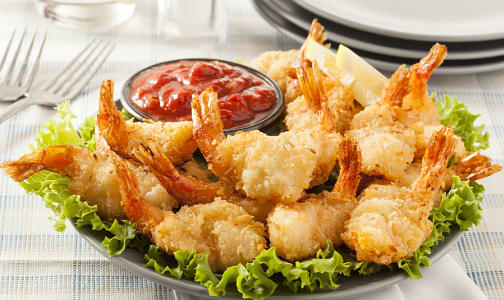 Coconut Shrimp, 31/40 Count (Frozen)- Code#: MP1182
