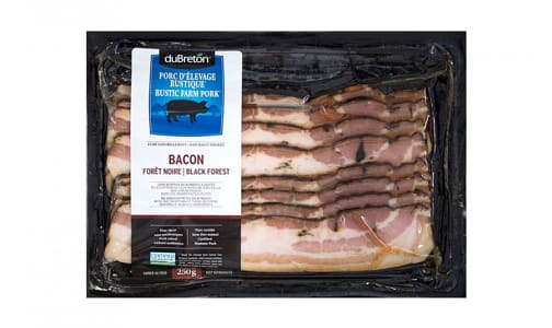 Organic Black Forest Bacon- Code#: MP1187