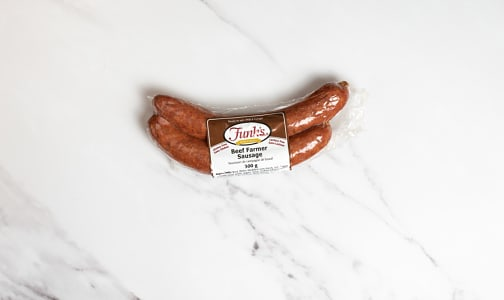 Beef Farmer Sausage- Code#: MP1194