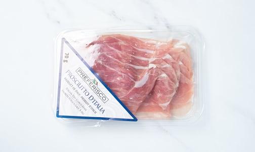 Prosciutto D'Italia, Sliced- Code#: MP1237