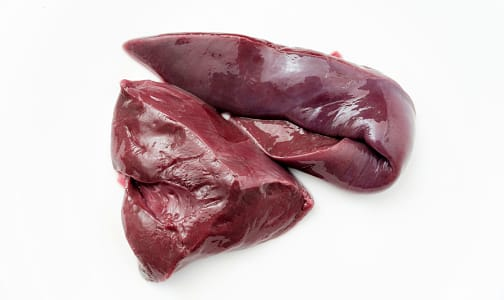 Natural Beef Liver (Frozen)- Code#: MP1241