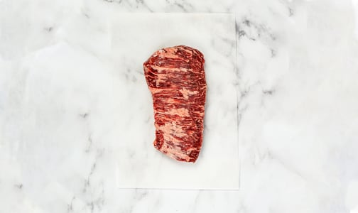 Natural Angus Butcher Cut Steak (Frozen)- Code#: MP1245