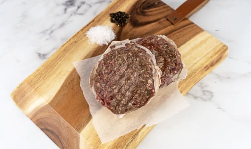 Beef Burgers (Frozen)- Code#: MP1246