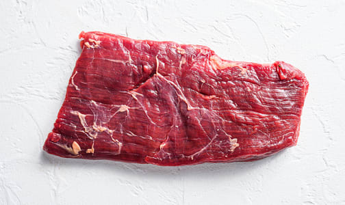 Natural Beef Bavette Grilling Slab (Frozen)- Code#: MP1307