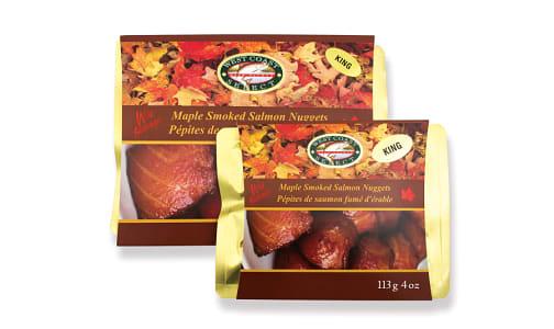 Maple Salmon Nugget Retort- Code#: MP1329