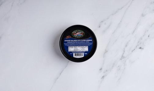 Pate - Smoked Salmon & Caper Spread (Frozen)- Code#: MP1338