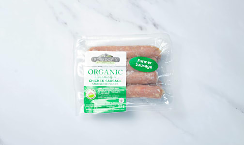 Organic Farmer, Chicken Sausage (Frozen)- Code#: MP1378