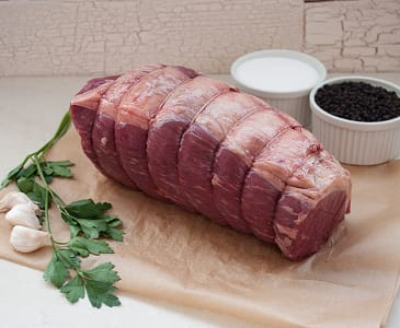 Natural Beef Roast (Frozen)- Code#: MP1400-NV