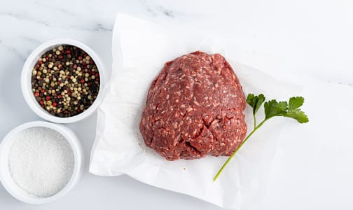 Ground Venison (Frozen)- Code#: MP144