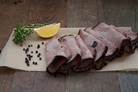 Sliced Black Forest Roast Beef- Code#: MP1702