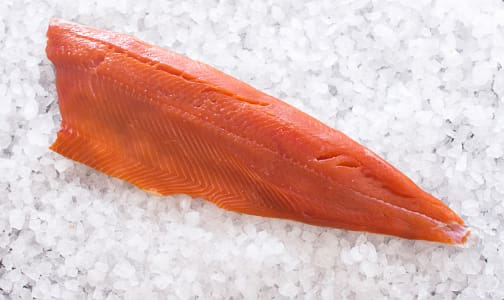 Oceanwise Wild Sockeye Salmon Side (Frozen)- Code#: MP1990