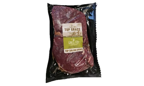 Top Sirloin Beef Steaks (Frozen)- Code#: MP3020