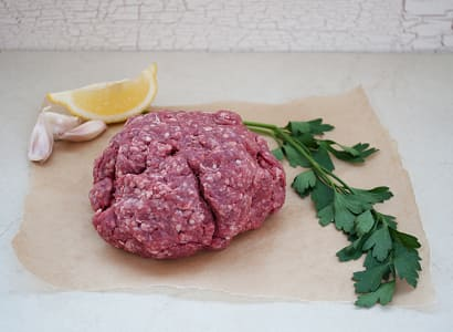 Lean Ground Beef (Frozen)- Code#: MP3022