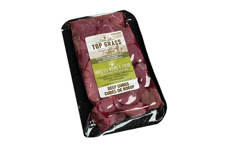 Beef Stew Meat (Frozen)- Code#: MP3038