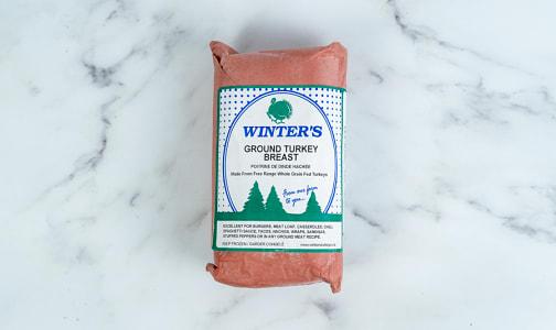 Ground Turkey Breast (Frozen)- Code#: MP3044