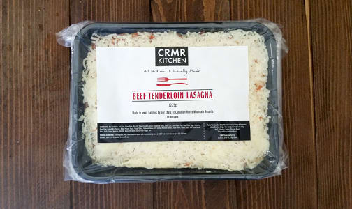 Beef Tenderloin Lasagna (Frozen)- Code#: MP31000