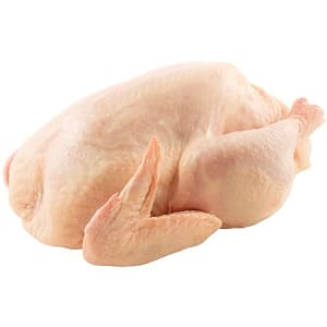 Organic Whole Chicken (Frozen)- Code#: MP3109