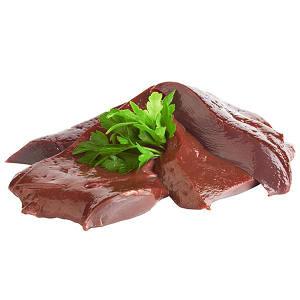 Organic Beef Liver (Frozen)- Code#: MP3132