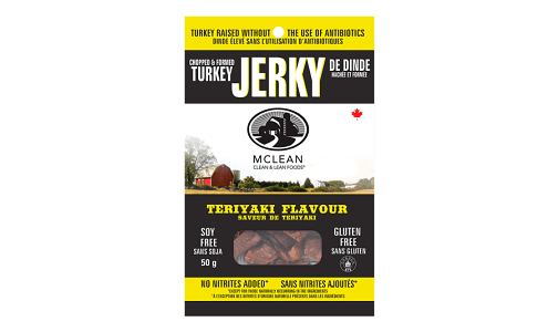 Teriyaki Turkey Jerky- Code#: MP395