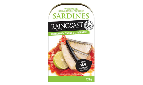 Sardines in Chili and Lime- Code#: MP666