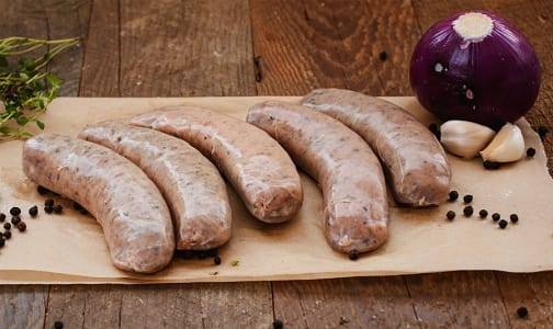 Chicken & Herb Sausage- Code#: MP0046