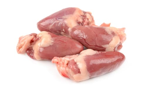 Organic Chicken Hearts (Frozen)- Code#: MP8129