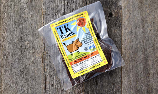 Nitrite-Free Full Muscle Beef Jerky (Frozen)- Code#: MP8133