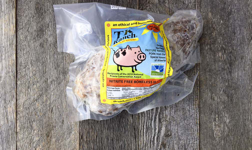 Nitrite Free Boneless Ham (Frozen)- Code#: MP8134