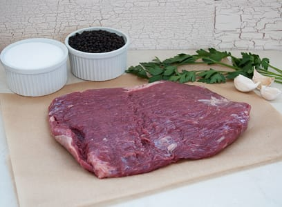 FRZN Organic Flank Steak - 570g (Frozen)- Code#: MP1832FRZ