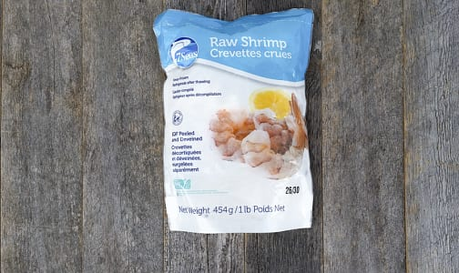 Ocean Wise Tiger Prawns (Frozen)- Code#: MP926