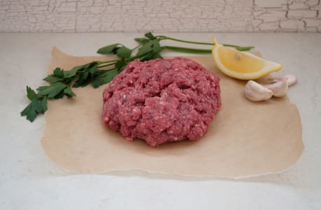 FRZN - Cache Creek Extra Lean Ground Beef - 454g (Frozen)- Code#: MP1837FRZ