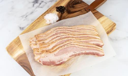 Sliced Bacon (Frozen)- Code#: MP0288
