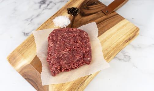 Lean Ground Beef, Grass Fed (Frozen)- Code#: MP0595