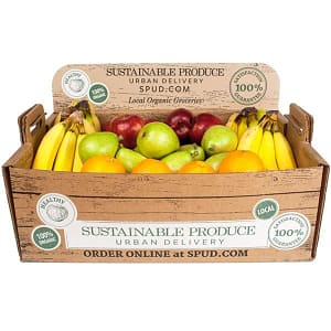 Organic Extra Large Fruit Box- Code#: OFFICE3