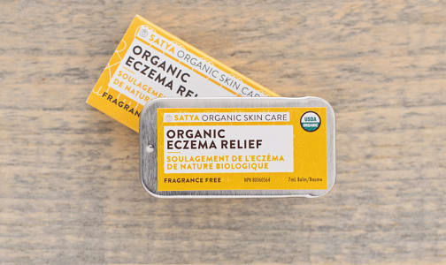 Organic Travel Size Eczema Relief- Code#: PC0001