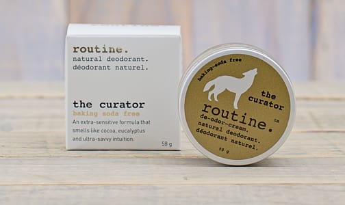 The Curator Baking Soda Free Deodorant- Code#: PC0008