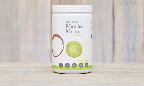 Matcha Misto + Collagen- Code#: PC0009
