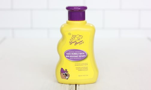 Organic Bubble Bath Jr.- Code#: PC0056