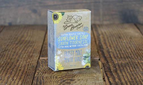Organic Frosty Mint, Soap Bar- Code#: PC0062