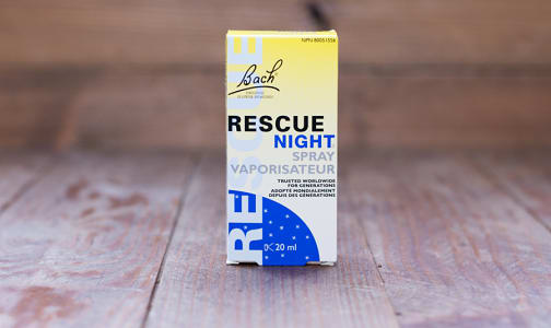 Rescue Sleep - Spray- Code#: PC0101