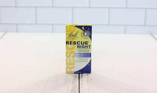 Rescue Remedy Night Melt- Code#: PC0102