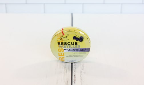 Rescue Pastilles - Black Currant- Code#: PC0106